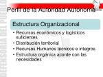 perfil de la autoridad aut noma1