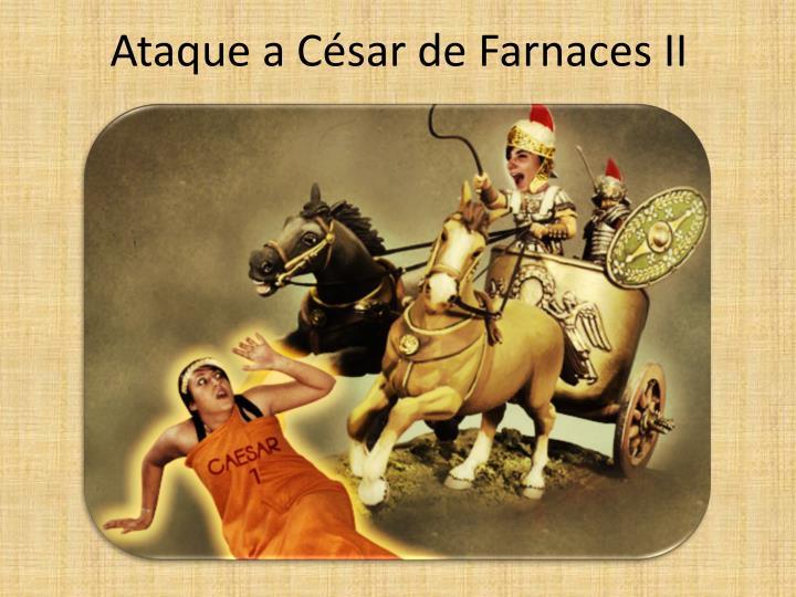 Ataque a César de