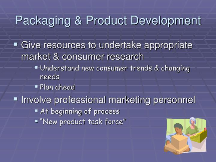 consumer research is critical to new product development Product development involves a blend of science and business the scientist may come up with the idea for a new product, but they must convince the preliminary research is usually conducted in laboratories on a small scale, while applied research and product development moves into larger.