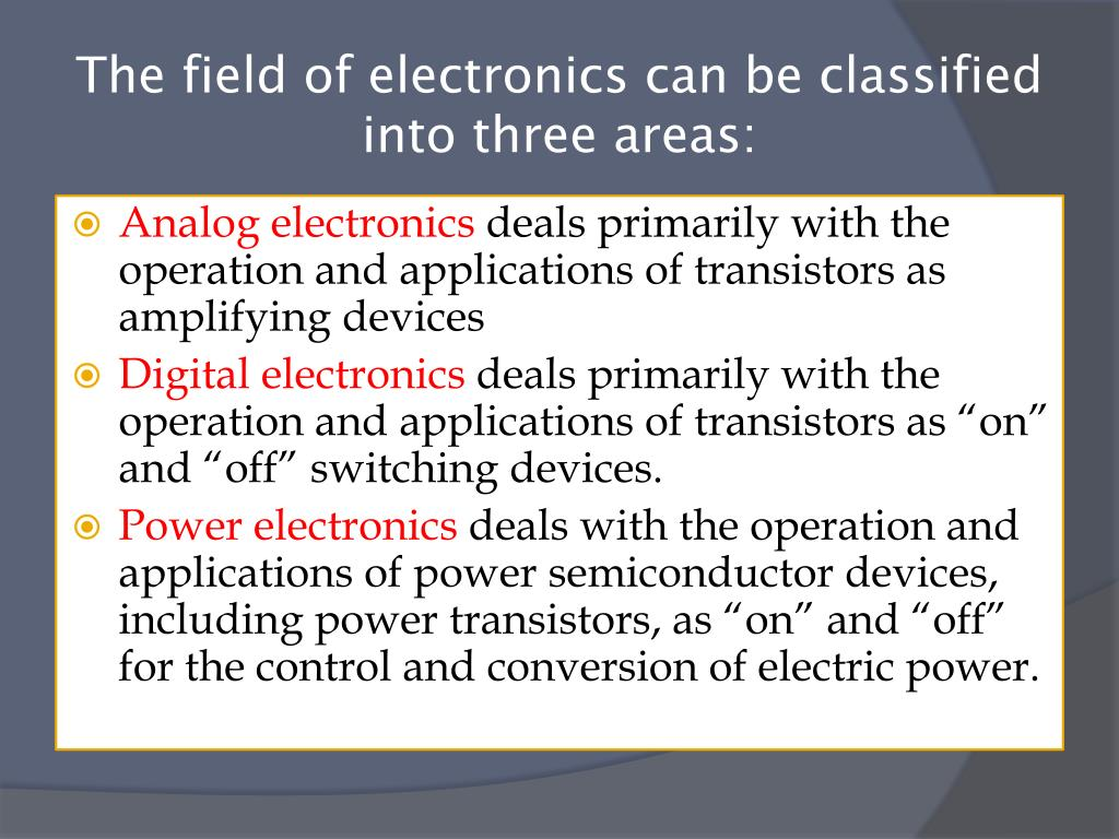 PPT - Introduction to Electronic Circuits and Devices PowerPoint