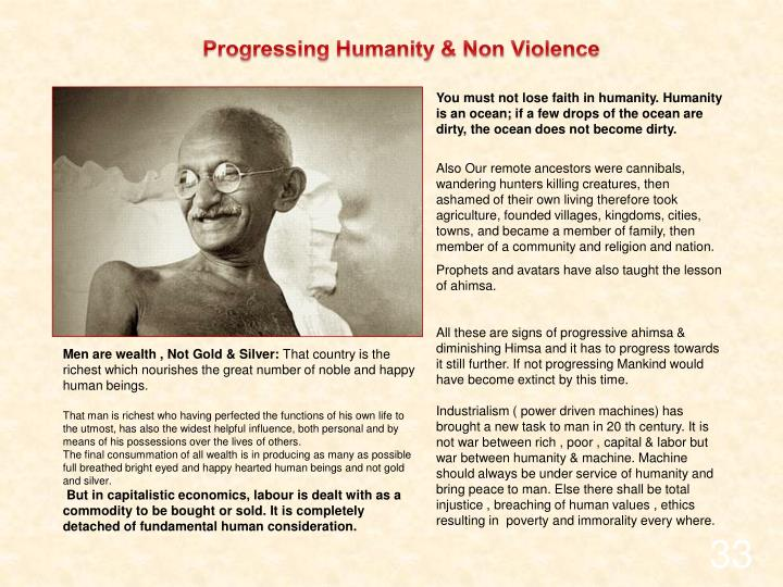 mahatma gandhi the father of our