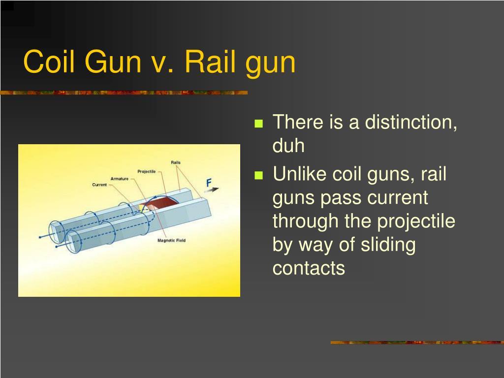 PPT - Coil Gun PowerPoint Presentation - ID:4942166