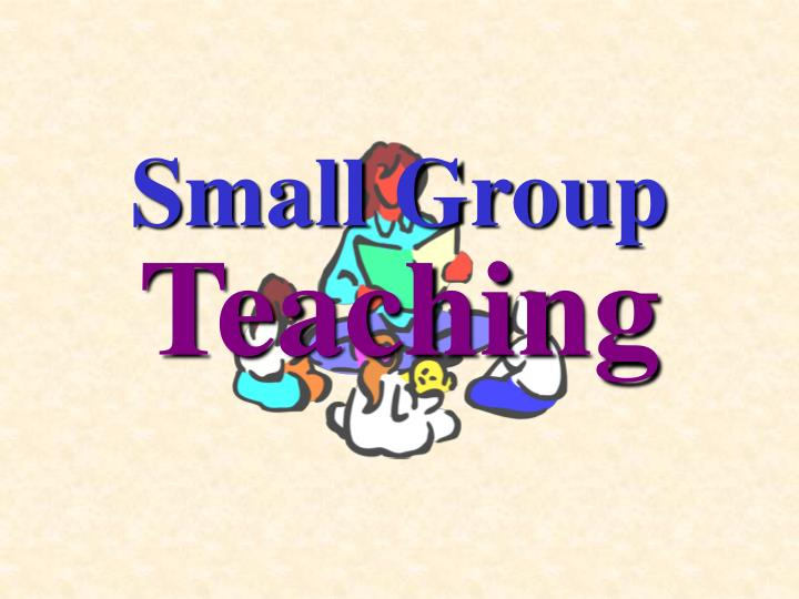 small group n.