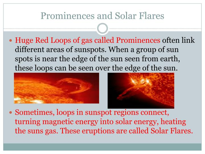 Prominences and Solar Flares