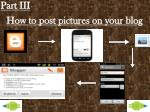 how to post pictures on your blog2