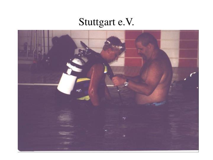 Stuttgart e.V.