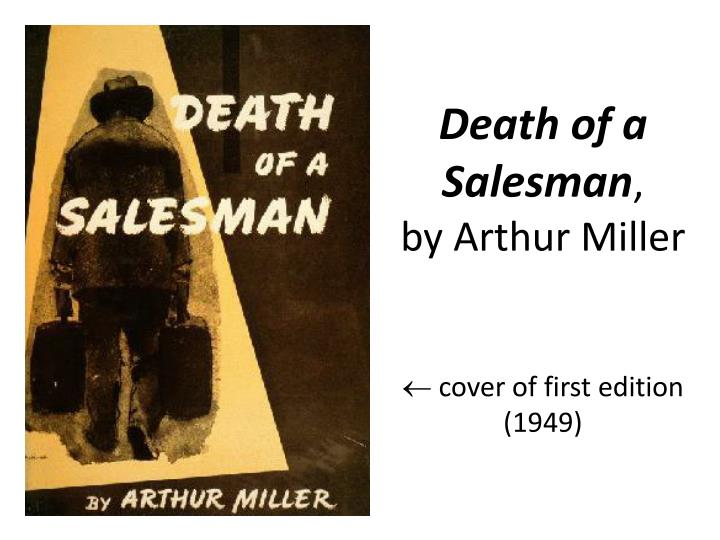 the deception of the american dream in death of a salesman by arthur miller Articles and other content including arthur miller's death of a salesman: american dream' list of miller description of the cabin in which miller.