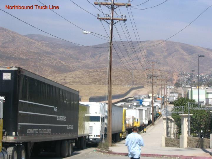 Northbound Truck Line