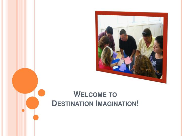 welcome to destination imagination n.