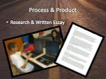 process product
