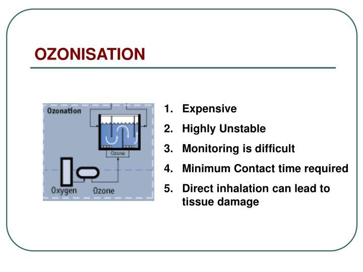 OZONISATION