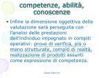 competenze abilit conoscenze5