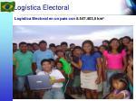 log stica electoral4