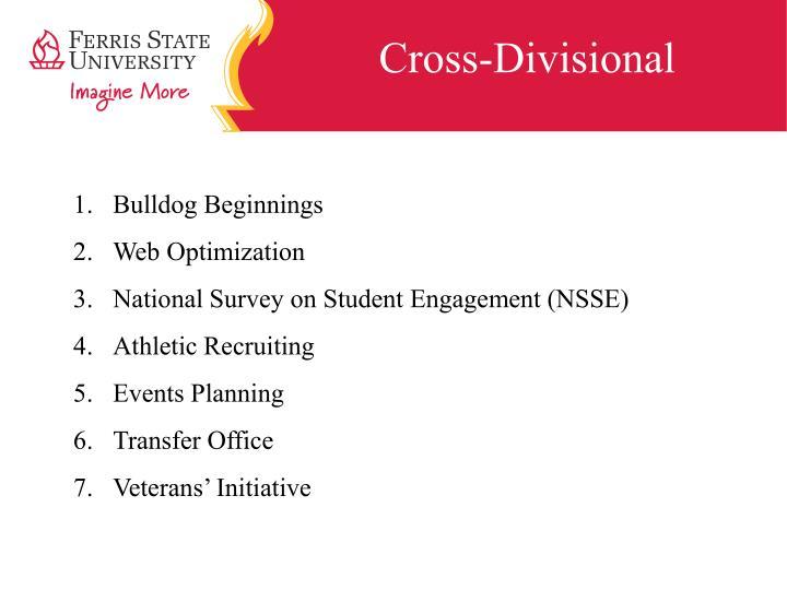 Cross-Divisional