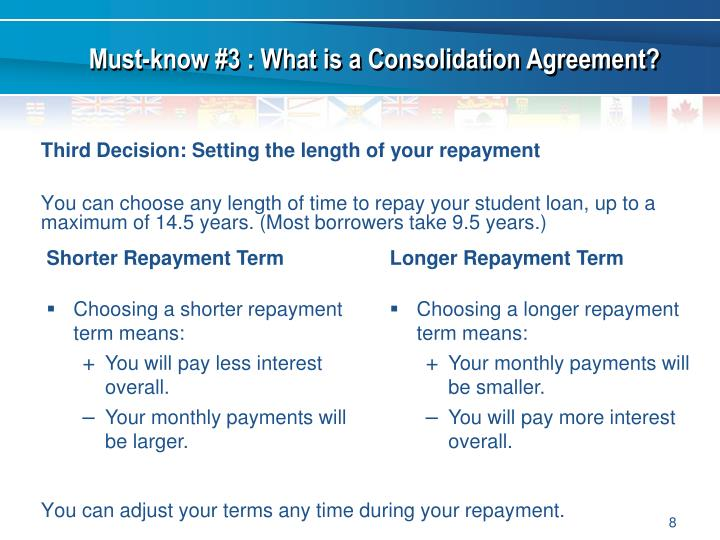 Must-know #3 : What is a Consolidation Agreement?
