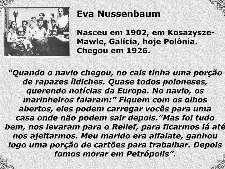 Eva Nussenbaum