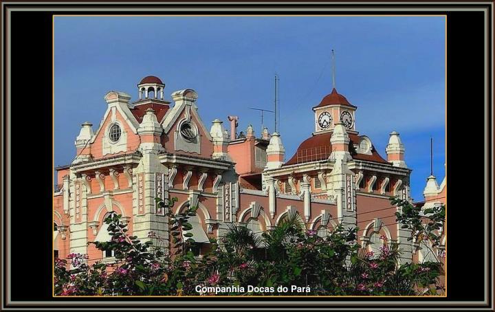 Companhia Docas do Pará