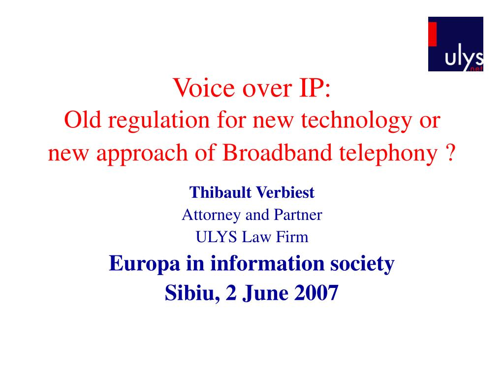 old and new technology information