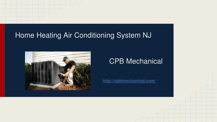 home heating air conditioning system nj n.