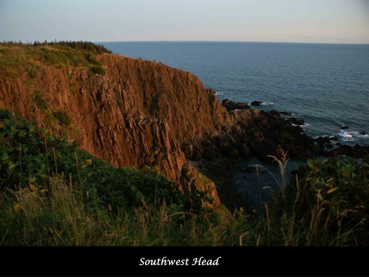 Southwest Head