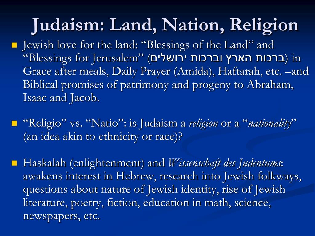 PPT - Zionism and Israel Seth Ward PowerPoint Presentation