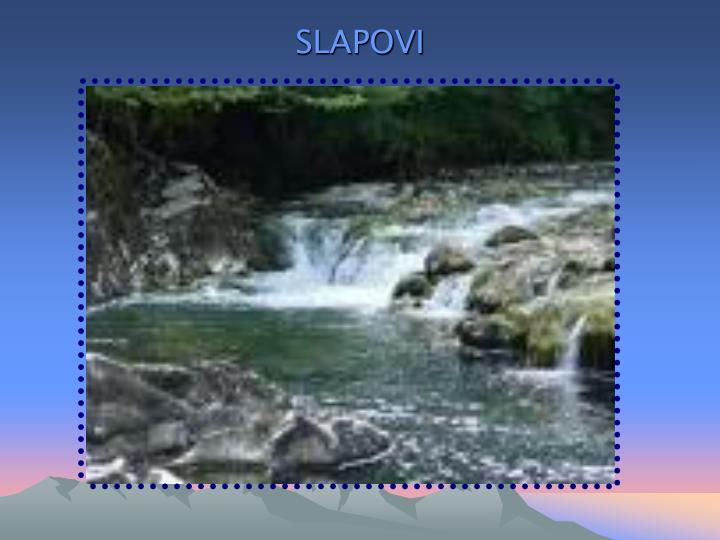 SLAPOVI