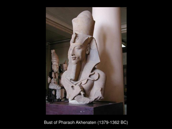 Bust of Pharaoh