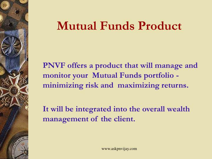 Mutual Funds Product