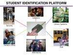 student identification platform