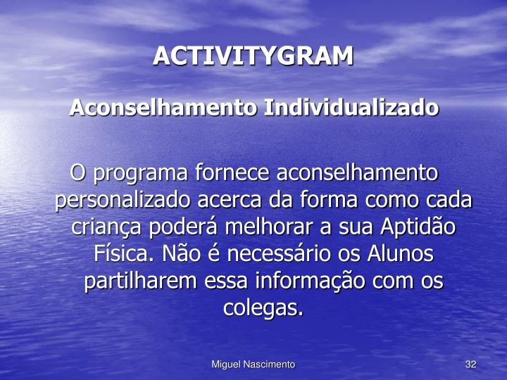 ACTIVITYGRAM
