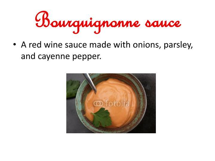 Bourguignonne