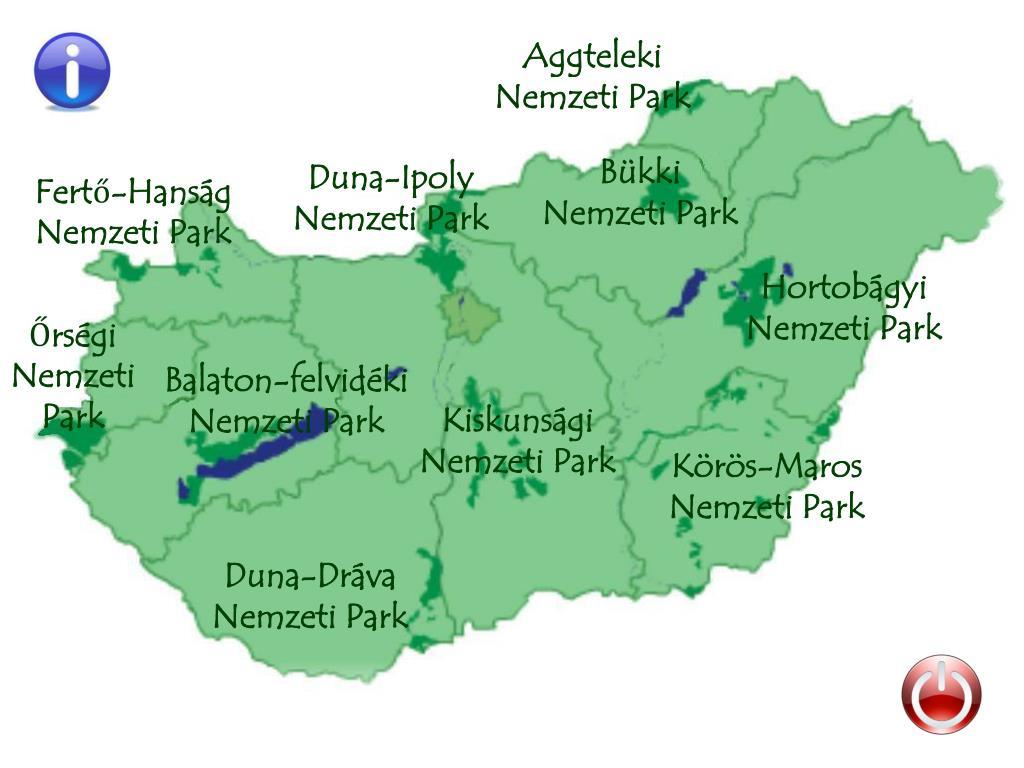 Ppt Nemzeti Parkjaink Powerpoint Presentation Free Download