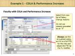 example 1 cola performance increase