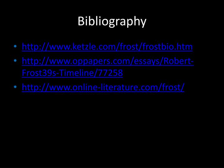 Ppt  Home Burialrobert Frost Powerpoint Presentation  Id Httpwwwketzlecomfrostfrostbiohtm