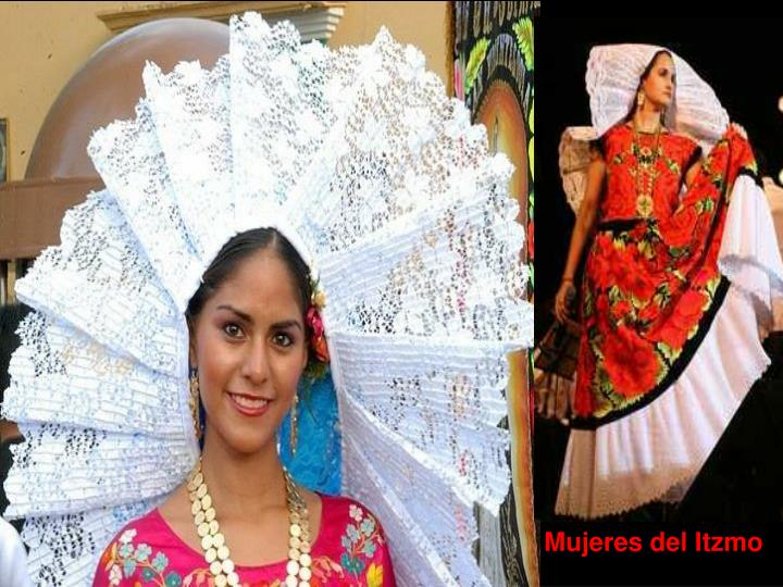 Mujeres del Itzmo