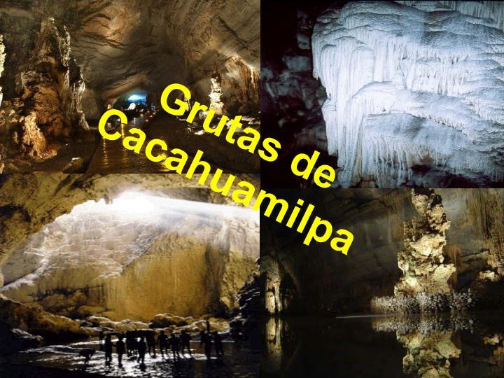 Grutas de Cacahuamilpa