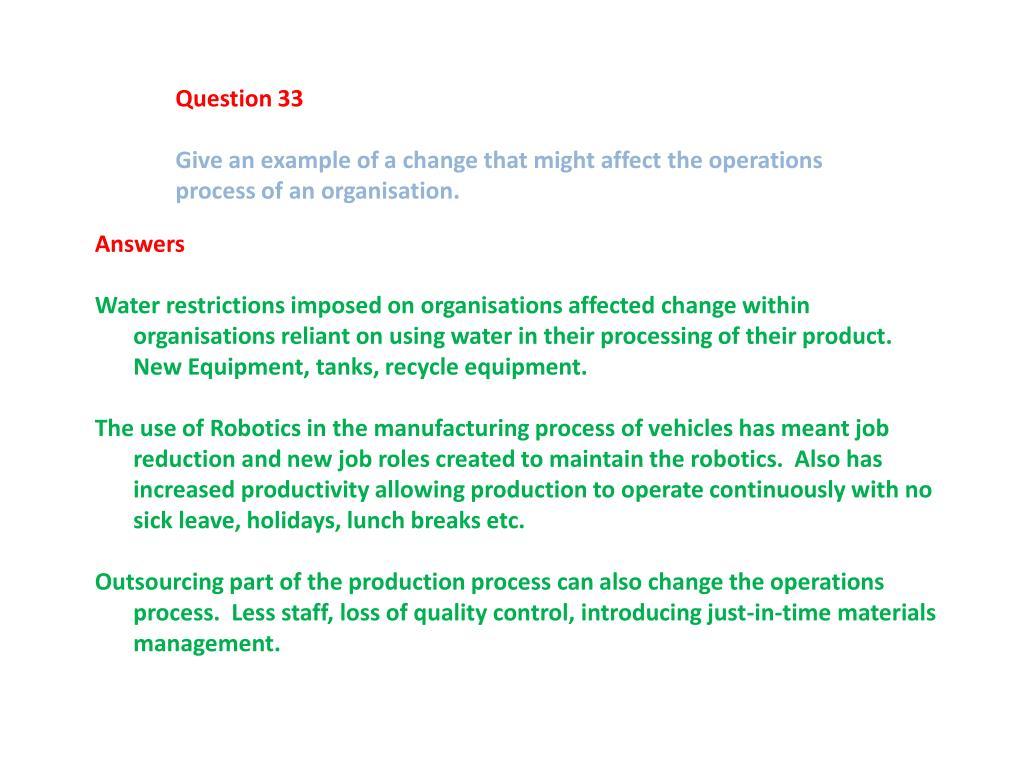 PPT - Business Management Quiz PowerPoint Presentation - ID