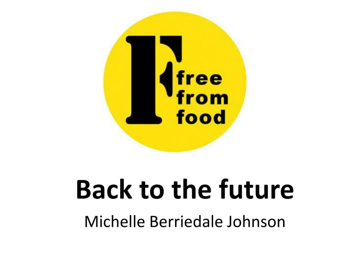 back to the future michelle berriedale johnson