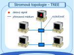 stromov topologie tree