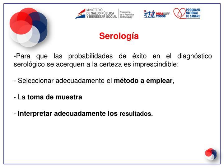 Serología