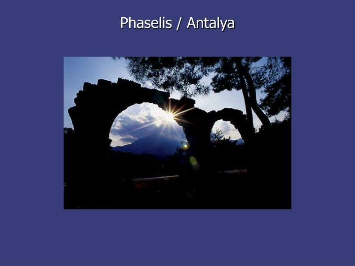 Phaselis / Antalya