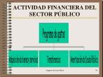 actividad financiera del sector p blico1