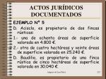 actos jur dicos documentados6