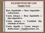 elementos de los tributos3