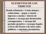 elementos de los tributos4