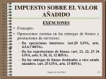 impuesto sobre el valor a adido9