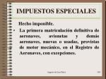 impuestos especiales24