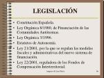 legislaci n