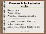 recursos de las haciendas locales1