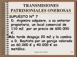 transmisiones patrimoniales onerosas9
